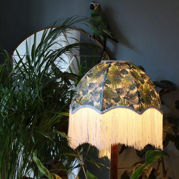 Lampskärm med fransar - Holly