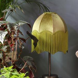 Färdigsydda franslampor